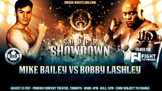 Smash-Wrestling-Super-Showdown-V-Speedball-Mike-Bailey-vs-Bobby-Lashley