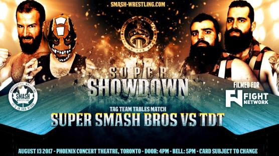 Smash-Wrestling-Super-Showdown-V-Super-Smash-Brothers-Evile-Uno-Stu-Grayson-Player-Dos-vs-Tabarnak-de-Team-Mathieu-St-Jacques-Thomas-Pipes-Dubois.jpg